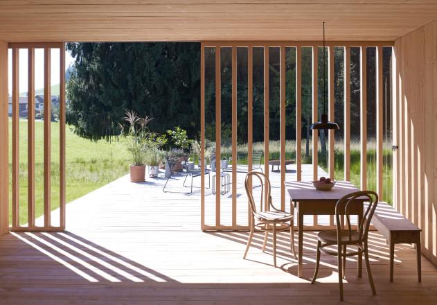 Bernardo Bader Architekten_Haus am Moor_Krumbach_2013_Jörg Seiler