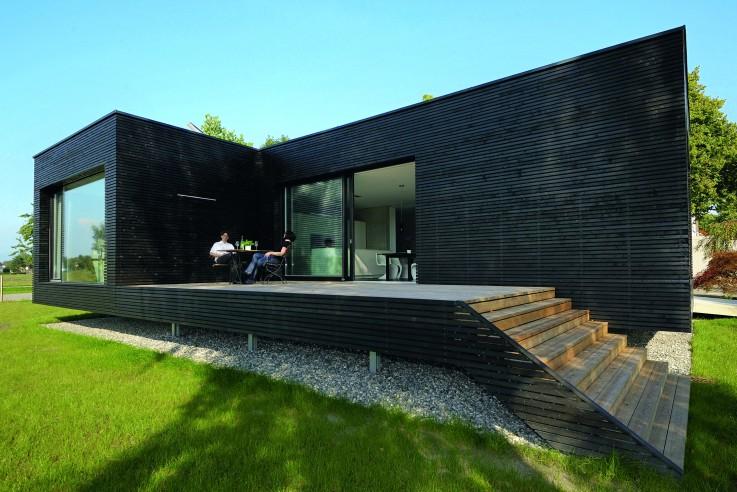 kleines haus projekte von pr mierten architekten. Black Bedroom Furniture Sets. Home Design Ideas
