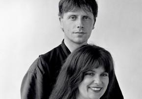 Architekten Andrea Denzer und Prof. Georg A. Poensgen