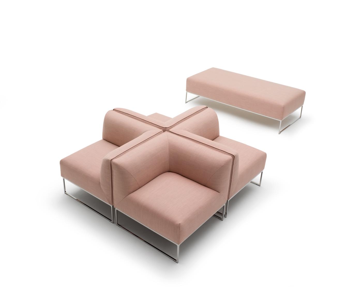 Sitzlandschaft mell von cor flexibilit t im wohnzimmer for Baumeister programm kg