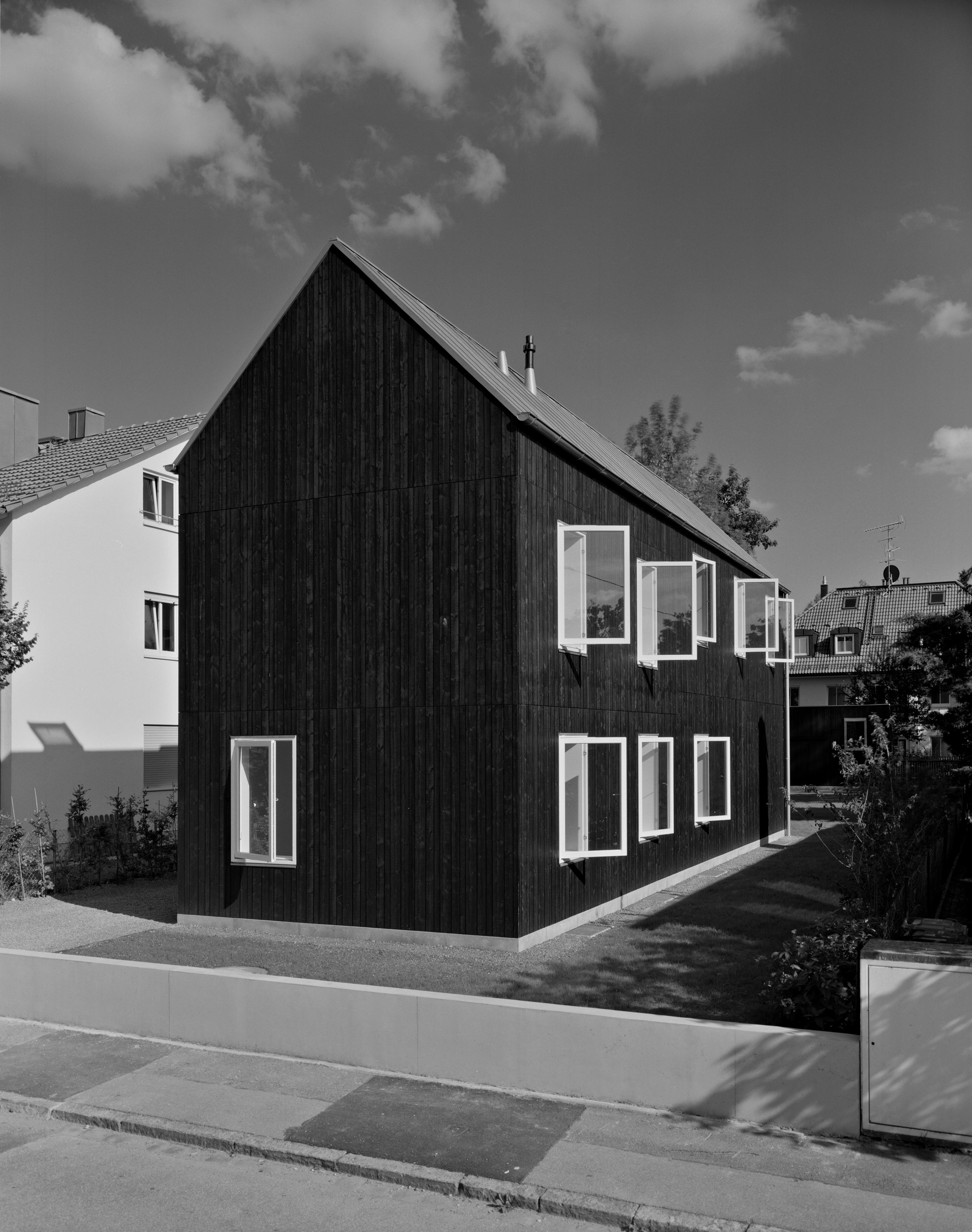 meck architekten. Black Bedroom Furniture Sets. Home Design Ideas