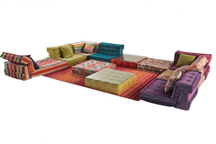 Sofa mah jong von roche bobois produkttrends - Prijs canape mah jong roche bobois ...