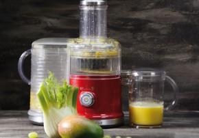 Frische Smoothies im Handumdrehen mit dem KitchenAid Entsafter