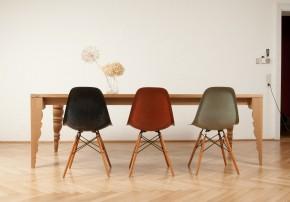 Der Designer wählt die Namen seiner Möbelstücke bewusst aus