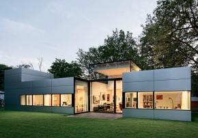 Gatermann Schossig Architekten Bungalow im Gruenen Bungalow aussenansicht