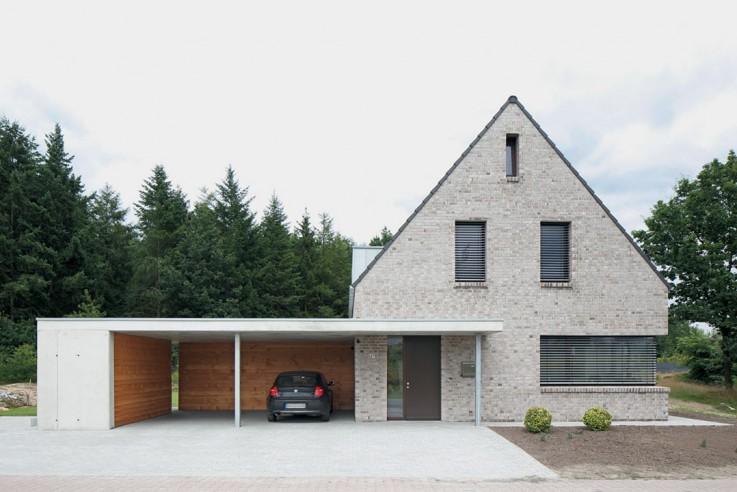 Jens Meyerrose Architekt Haus Bruns Hausbau Budget halten