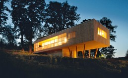 Juri Troy Architects Haus Unter den Eichen Finanzplanung