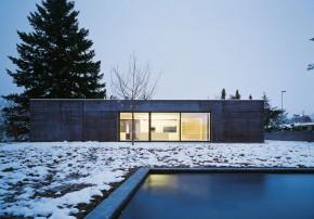 Nissen Wentzlaff Architekten sproede Eleganz auf altem Keller bauen