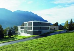 Gohm Hiessberger Architekten Familienwohnhaus Bergseite