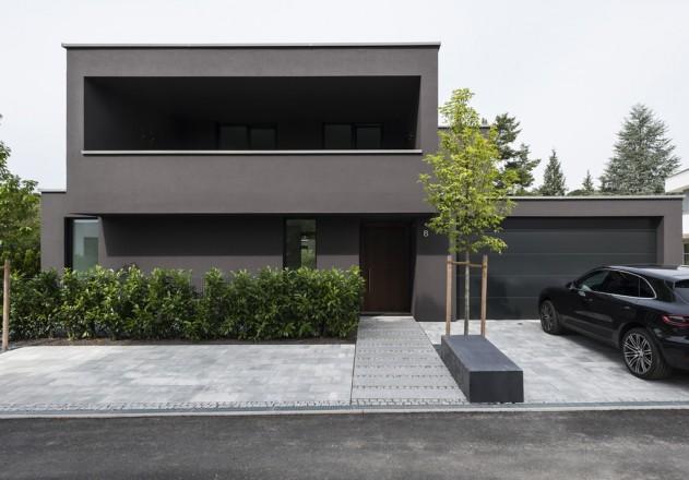 Gramming Rosenmueller Architekten Wohnhaus Poecking