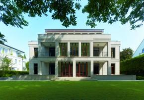 Petra Paul Kahlfeldt Architekten klassisches Steinhaus Aussenansicht