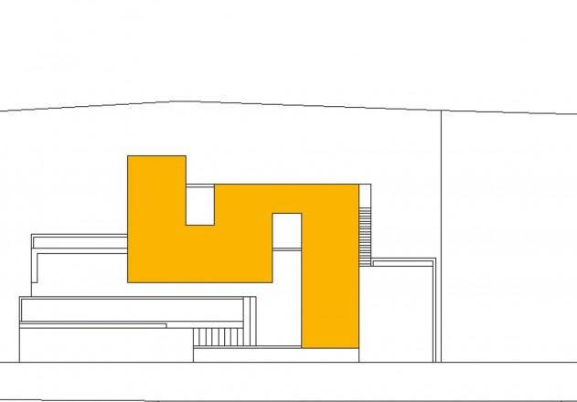 Be Zuerich Villa mit Panorama Lageplan