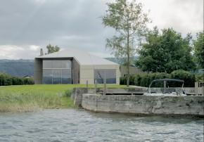 Biehler Weith Associated wohnen auf der Insel Grundstueck mit Hafen