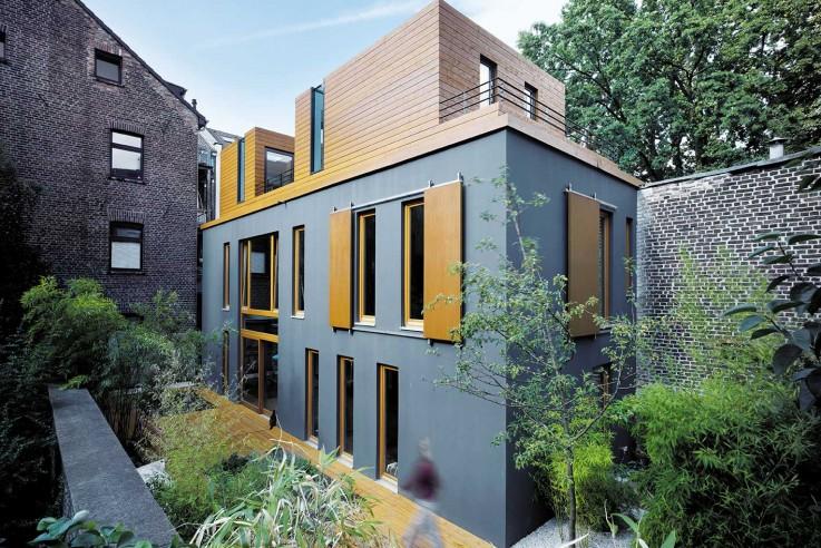 low budget haus projekte von pr mierten architekten