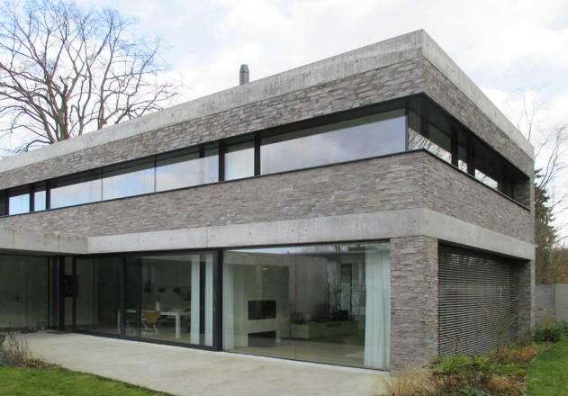 Nieberg Architect Architektenprofil Einfamilienhaus Hannover