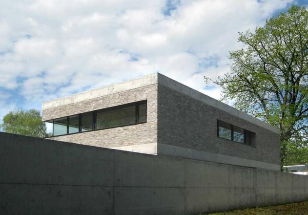 Nieberg Architect Architektenprofil Einfamilienhaus Hannover Fassade