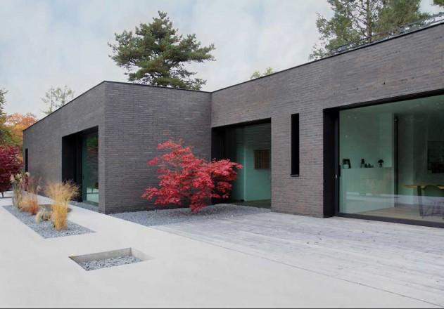 Nieberg Architect Architektenprofil Einfamilienhaus Terrasse