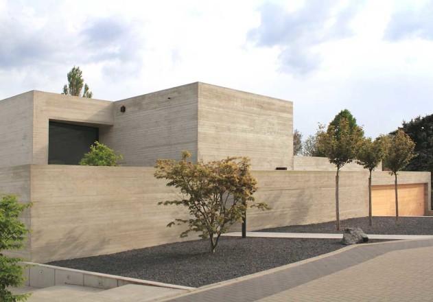 Nieberg Architect Architektenprofil Wohnhaus Braunschweig Fassade