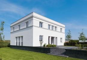 Axel Steudel wohnen nach traditionellem Vorbild Massivhaus