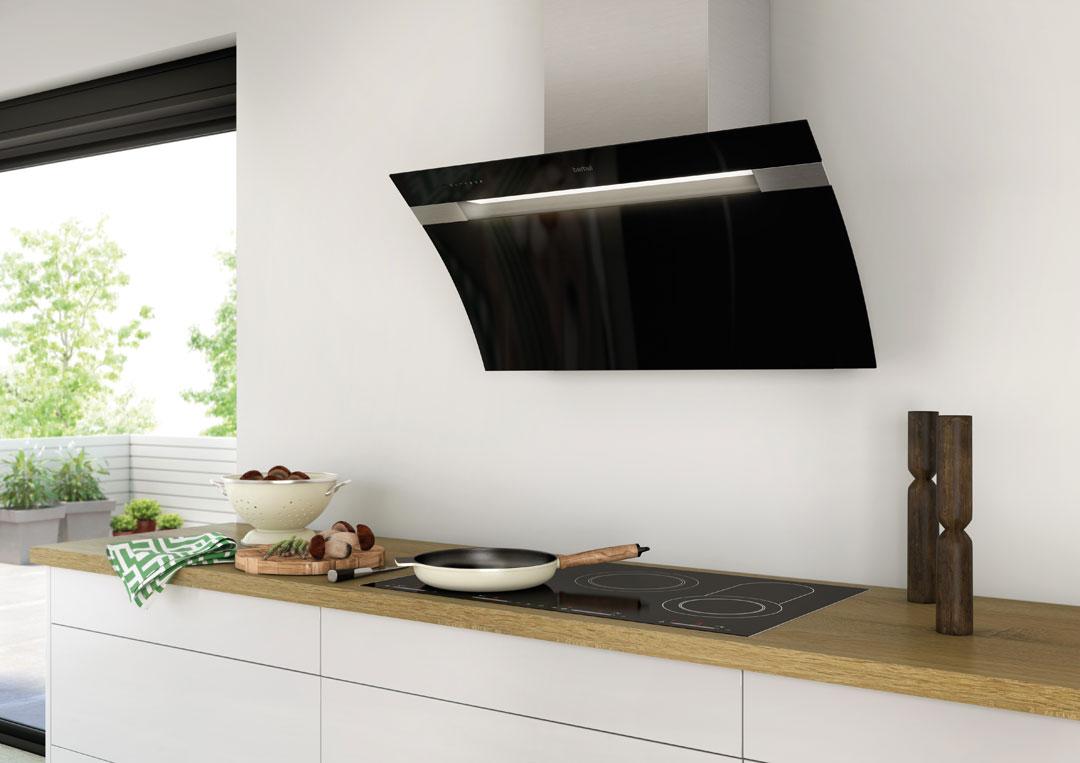 abzugshaube von berbel produkttrends. Black Bedroom Furniture Sets. Home Design Ideas