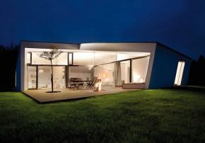 Love Architecture ein Widerspruch in sich Aussenfassade Glas