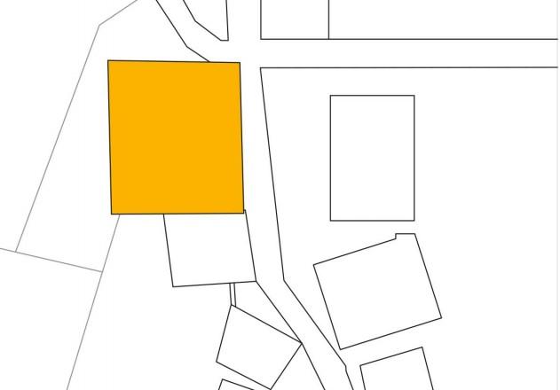 Ruinelli Associati Architetti wohnen im Stall Lageplan