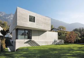 Werknetz Architektur Kleines Haus fuer Zwei aussen Fassade