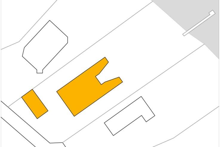 Tillmann Wagner Architekten Mehrgenerationen-Villa am See Lageplan