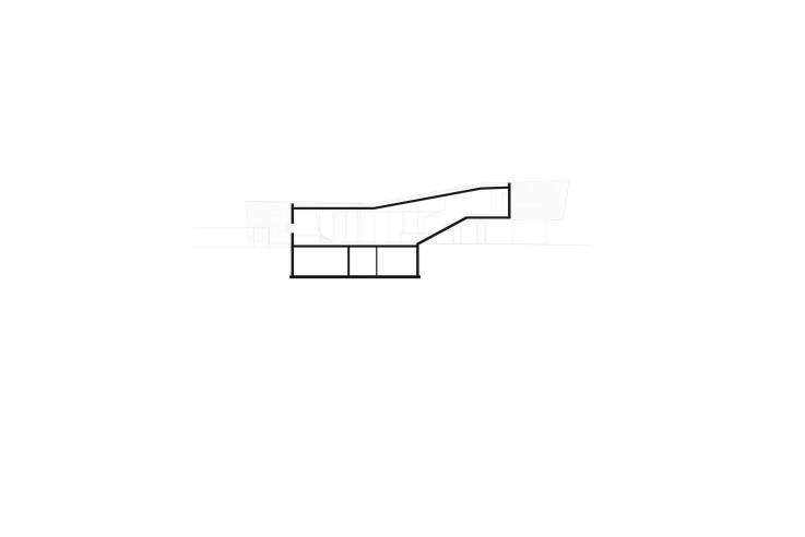 Yes Architecture nachhaltiges Holzhaus Schnitt