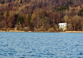 Atelier Lueps Haus am Ammensee Lage am See