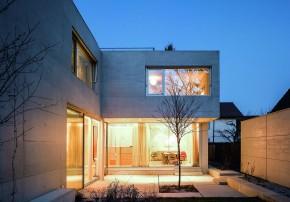 Maio Maio Architekten Architektenprofil Familienwohnhaus Wohnhof