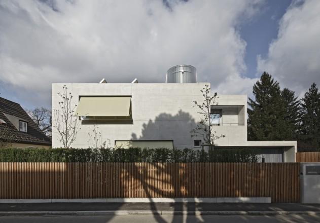 Maio Maio Architekten Sichtbetonhaus