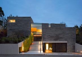 Titus Bernhard Architekten Haus aus Stein Massivhaus