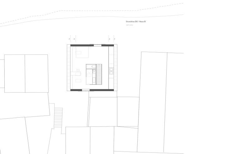 Christine Remensperger ein Mehrgenerationenhaus Grundriss Dachgeschoss