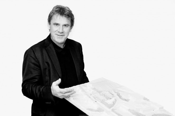Klaus von Bock Architekt Portrait