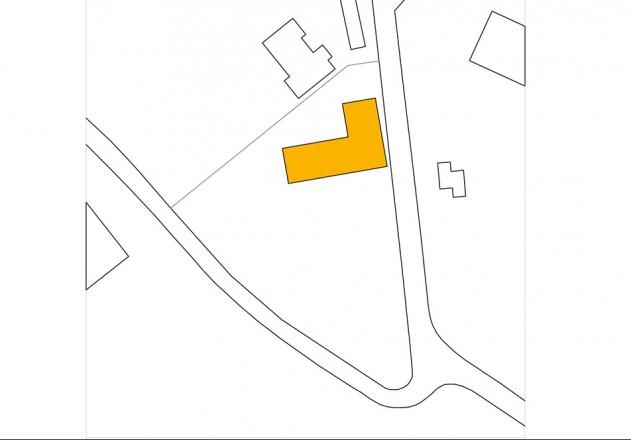 Von Bock Architekten naturverbunden Wohnen Lageplan