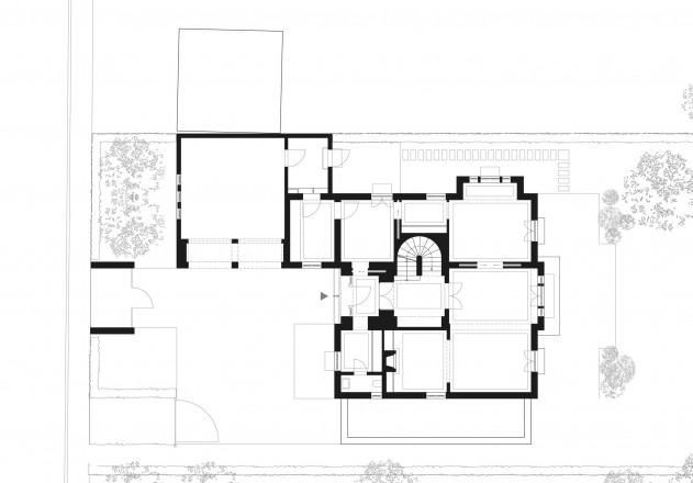 Moderne klassik klassische villa tradition neu for Moderne villen grundriss