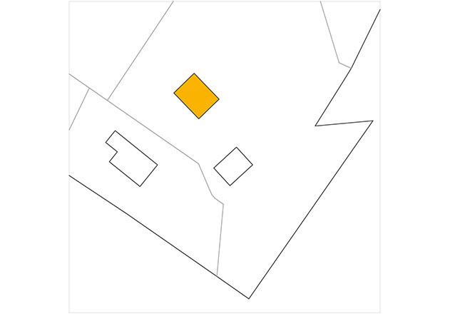 Brugger Architekten modernisiertes Bauernhaus Lagplan