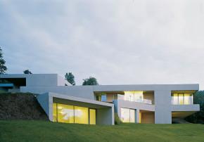 LP Architektur Neubau Gesamtansicht