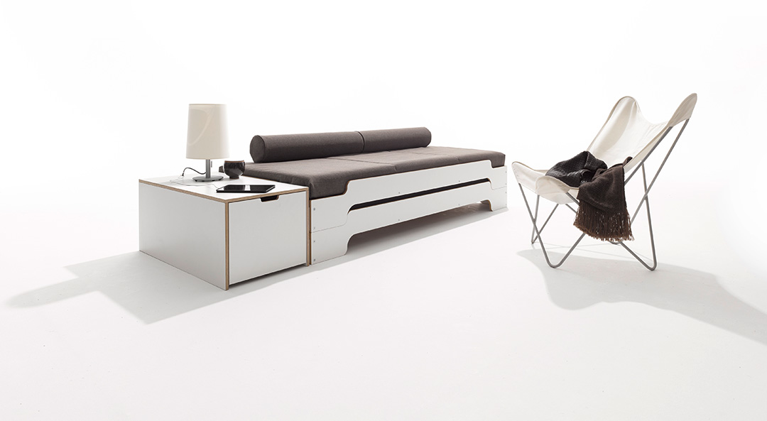 liege barcelona von knoll produkttrends. Black Bedroom Furniture Sets. Home Design Ideas