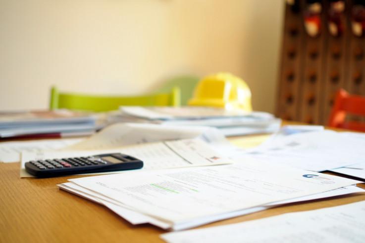 Bautagebuch Architektur-Kolumne Handwerker gesucht Angebote einholen