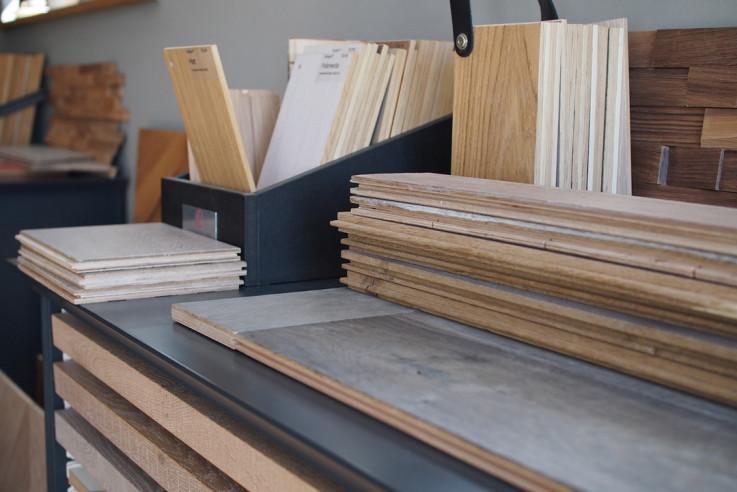 Bautagebuch Architektur-Kolumne Handwerker gesucht Holzboden Muster