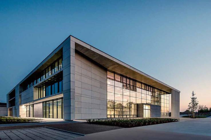 Solarlux Verglasungslösungen Firmenzentrale Mellen