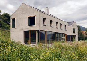 Daemmbeton-Atelierhaus