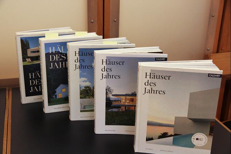 Callwey-Häuser-desJahres-Publikationen