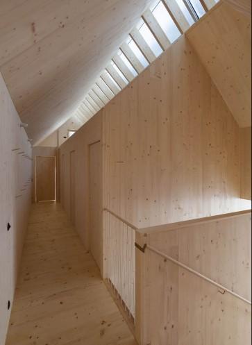 Haus T., Styria by Architect Martin Summer, Vienna, Austria.