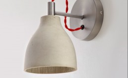 Betoniu Betonlampe Heavy Serie puristisches Design